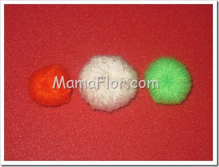 Como Hacer Botones Tejidos a Crochet