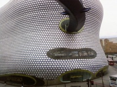 View of Selfridges