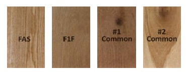 lumber-grades