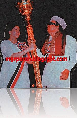MGR & Jayalalitha