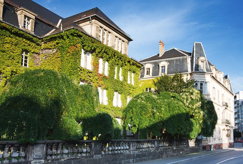 Мюлуз (Mulhouse), Франция