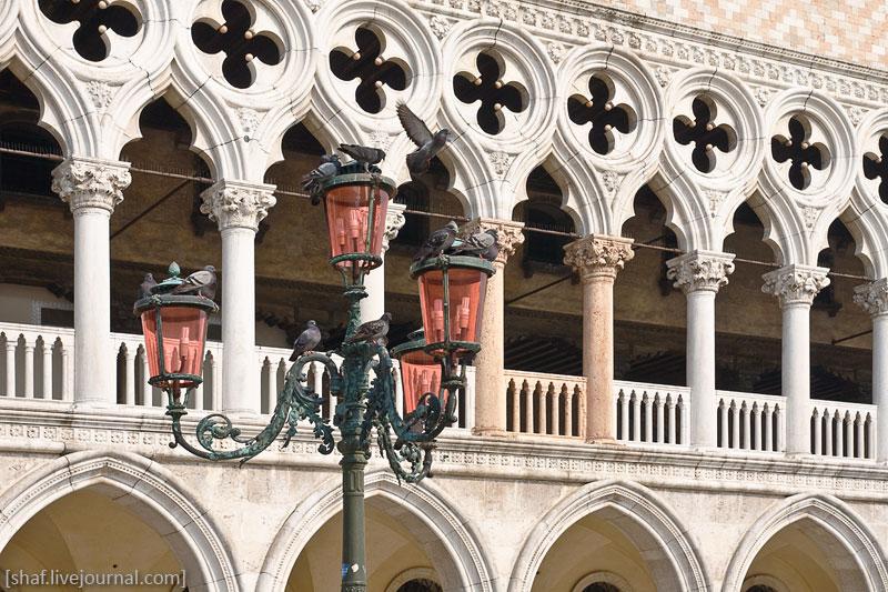 Италия, Венеция, дворец Дожей | Venezia, Italy | Benatky, Italie