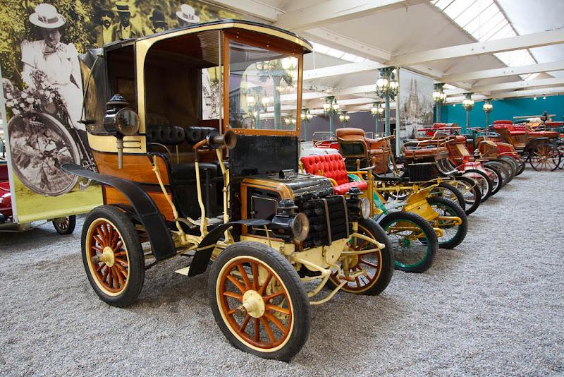 Автомузей; Национальный музей автомобилей, Мюлуз (Mulhouse), Франция