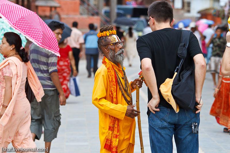 площадь Дурбар, Катманду, Непал | Durbar square, Kathmandu, Nepal