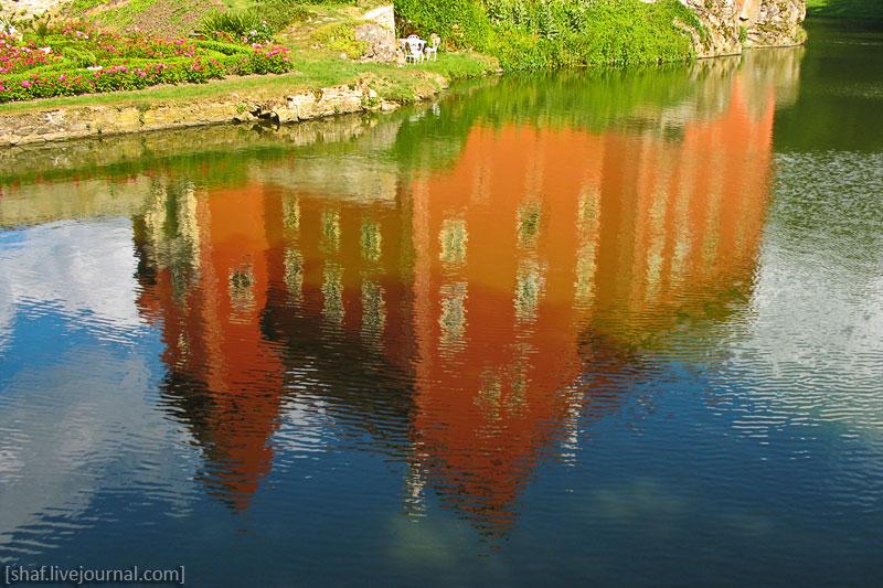 Замок Червена Лгота, Чехия | Zamek Červená Lhota, Česká republika