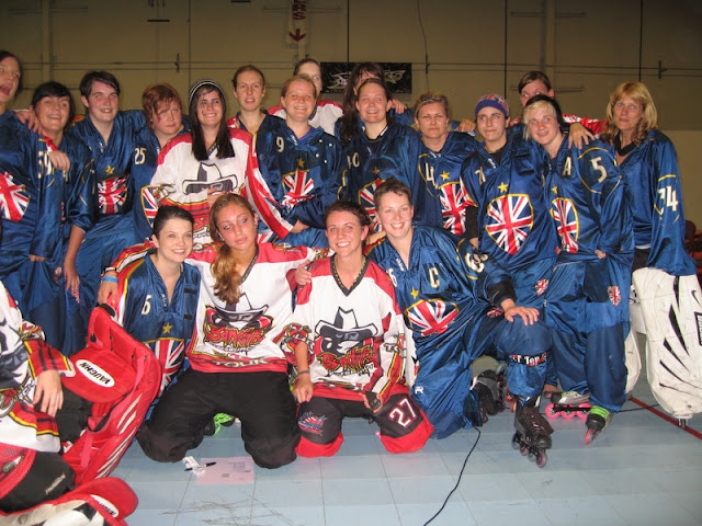 GB Women and Tour Bandits