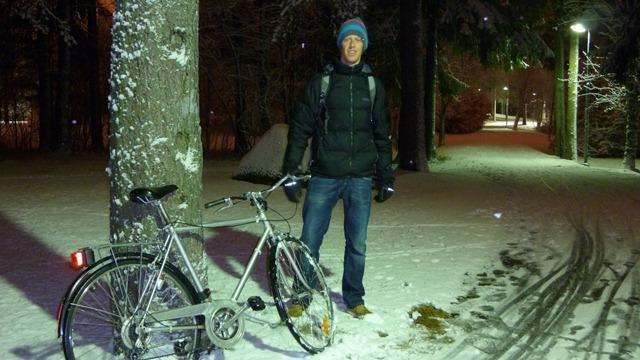 2010-10-23 Umea First Snow 043