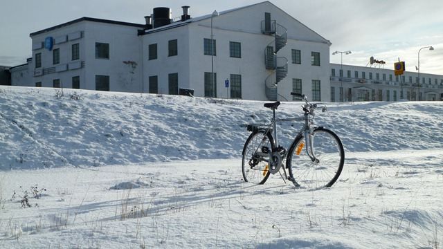2010-10-23 Umea First Snow 050