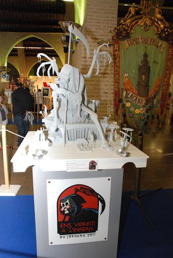 Una FESTA per a Tots - Presentación Maquetas y Bocetos de la Federación de Fallas de Especial