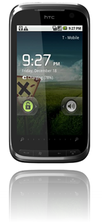 Android on HTC devices - XDAndroid Project