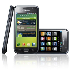 Samsung Galaxy S Live Wallpapers on HTC EVO, Droid…