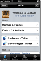How To Easily Install Android 2.2 on iPhone 3G / 2G