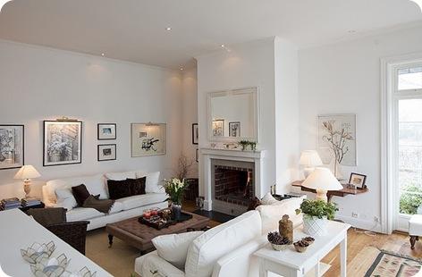 Shabby and charme una casa in perfetto stile nordico - Casa stile nordico ...
