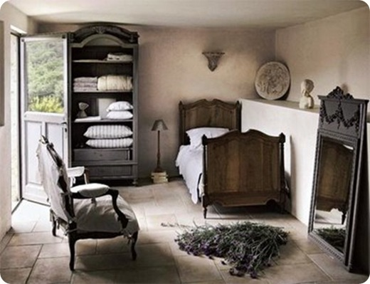 french-gray-bedroom-decor-ideas-home-settee-mirror
