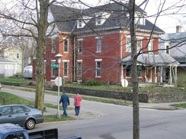 The Renaissance House Neighborhood