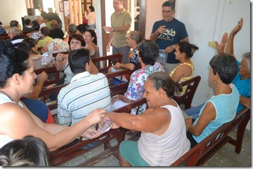 Cuba Yearly Meeting sessions