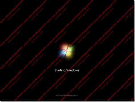 10 - Starting Windows Again