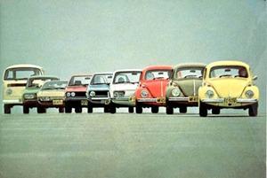 Comerciais de carros antigos brasileiros (vídeos)
