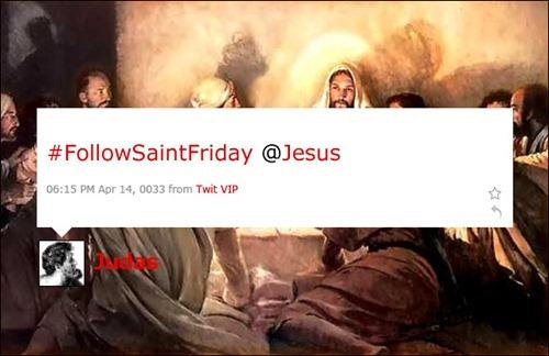 Judas - Coleção de tuitadas históricas