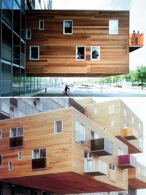 Apartamentos Wozoco (Amsterdam, Holanda)