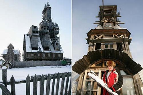 Gangster's House (Archangelsk, Rússia)