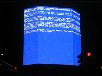 Blue Screen of Death - Plavi ekran smrti slike