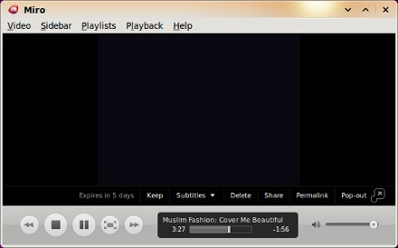 Download besplatni programi Miro 3.0