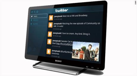 Google TV Sony