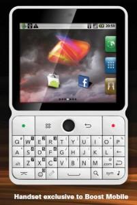 Android mobilni uređaj Huawei U8300
