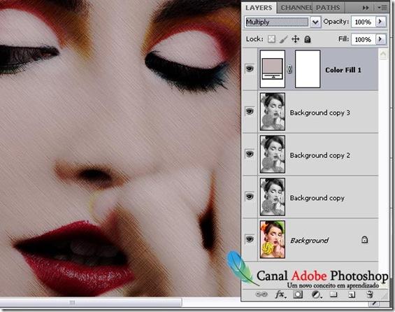 Desenho a lapis estilo retro no Photoshop 05