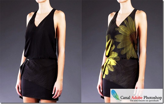 Trocando a textura de roupas no photoshop 005