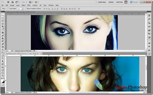 Imagens lado a lado no Photoshop 0006