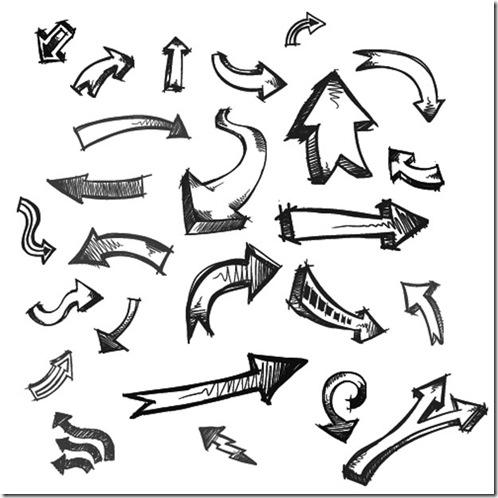 arrowdoodles-brushes