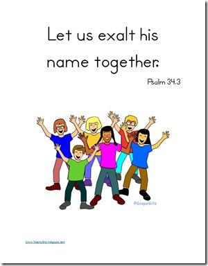 Xx Psalm 34