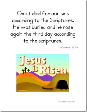 Easter 1 Corinthians 15