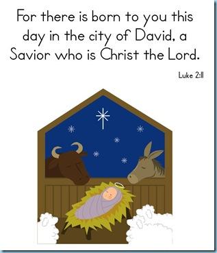 Christmas Luke 2