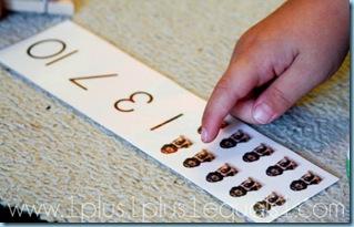 Preschool Math Printables Clothespin Clip Counting Cards