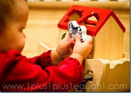 Noah's Ark Toy