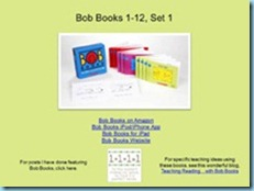 Bob Books Reading PowerPoint