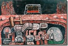 017 philip guston - pit