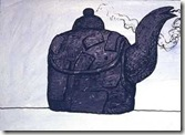 004 philip guston - Thing