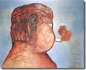 004 philip guston - friend - to M.F.