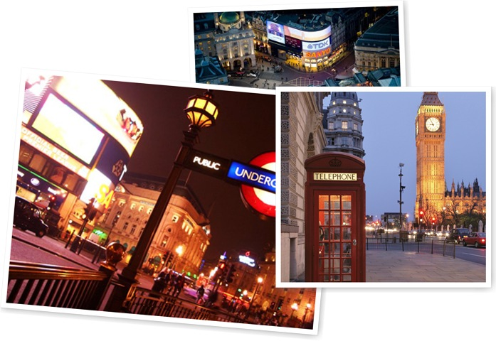 Visa London
