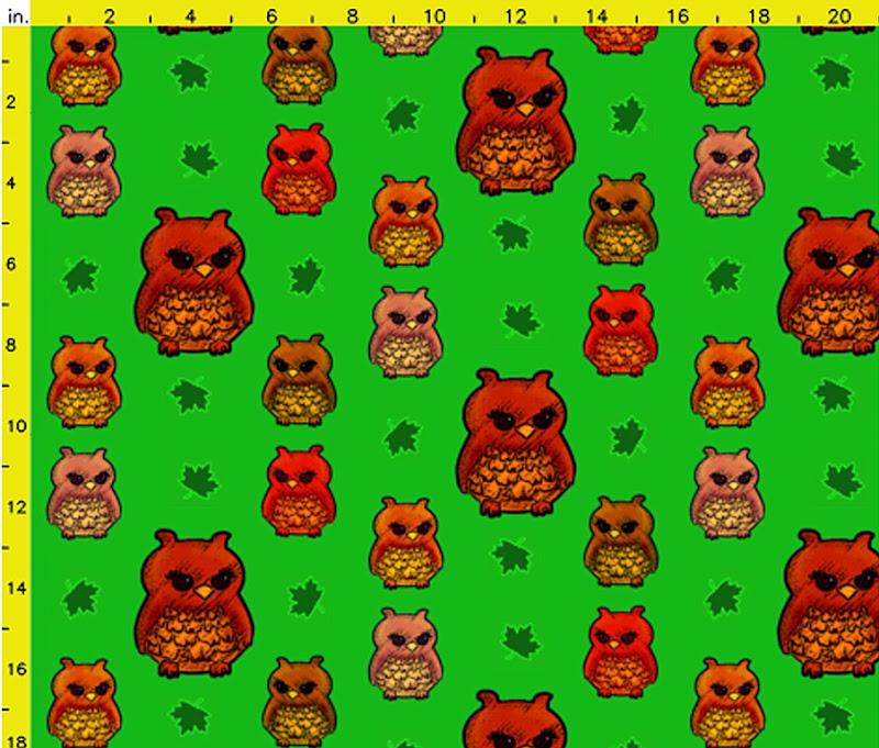 owls green