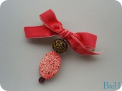 Broche Pink Velvet