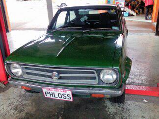 Datsun 1972 Coupe