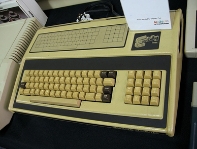 The Exidy Sorcerer personal computer, 1978–1980. Marcin Wichary / wikipedia.org