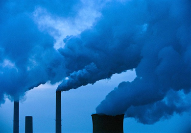 Smokestacks. An analysis by a liberal think tank found that half of the more than 100 new Republican Congress members are skeptics on global warming. (Chicago Tribune / February 28, 2007)
