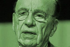 Rupert Murdoch. Photo: Wikimedia Commons