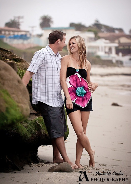 san diego engagement photograph